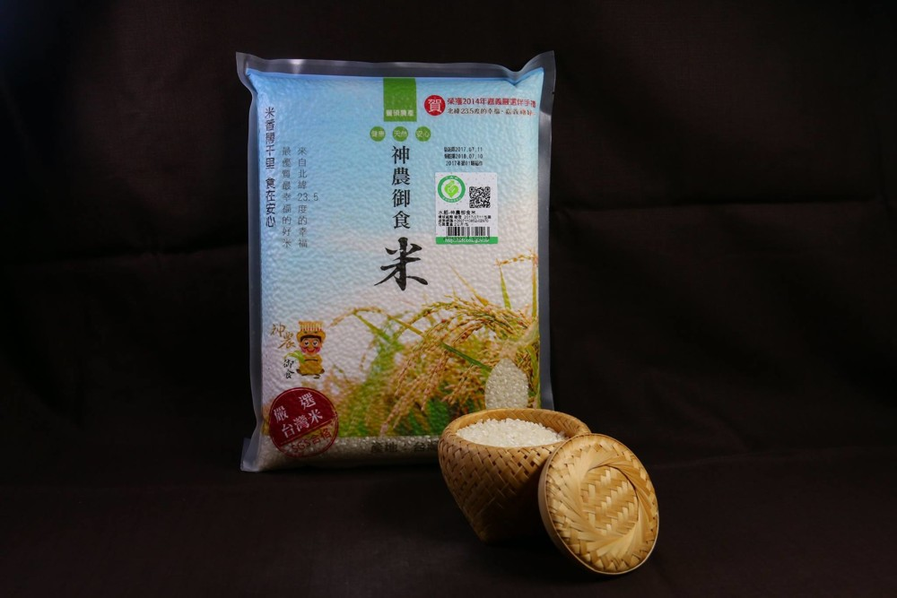 豐碩果園農御食米2公斤