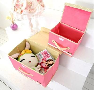 收納箱 鈕扣兩件套組收納盒 化妝收納盒 內衣收納盒 想購了超級小物 (6.1折)
