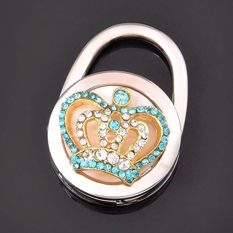 掛鈎器 女王皇冠包包掛鈎器 掛鈎鑰匙圈