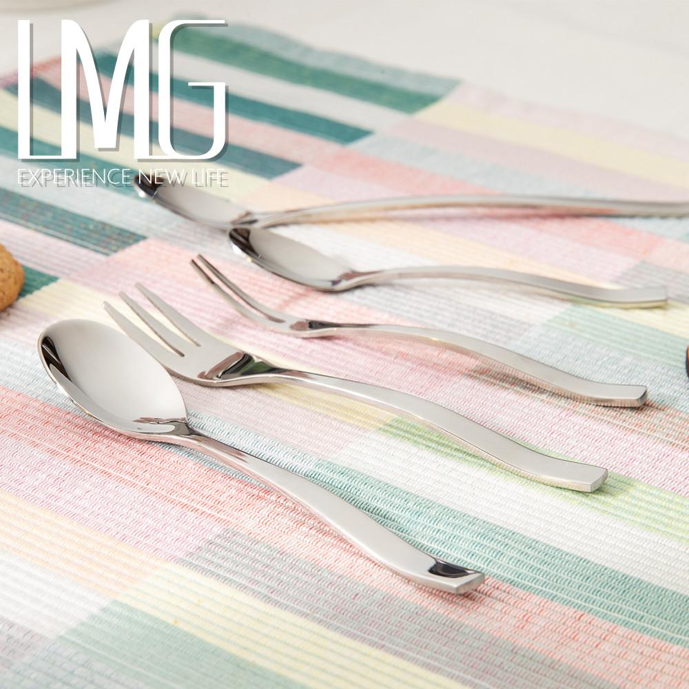 lmg 304高級不鏽鋼餐具-布沙特系列(任選)