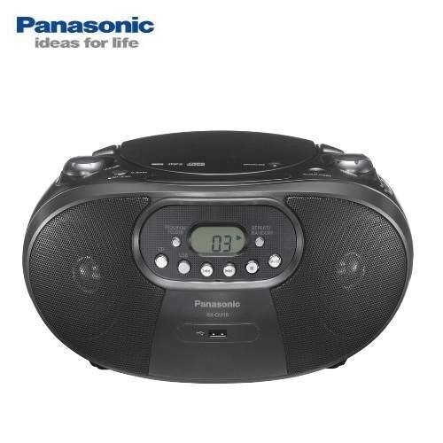 panasonic 國際牌  cd/mp3/usb手提音響rx-du10
