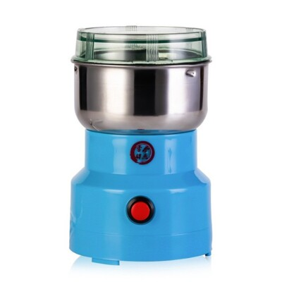粉碎機 五穀雜糧電動磨粉機 家用小型研磨機 不銹鋼中藥材咖啡打粉機 110V免運 (5.7折)