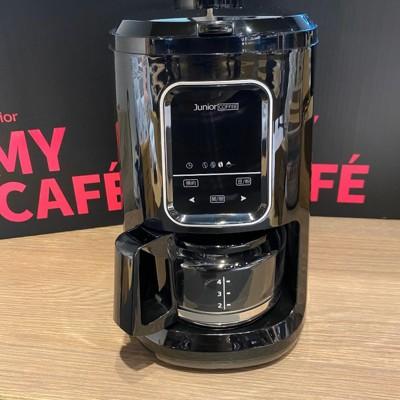 喬尼亞 junior coffee 自動研磨/美式咖啡機 觸控面板/全能美式咖啡機/美式壺 (10折)