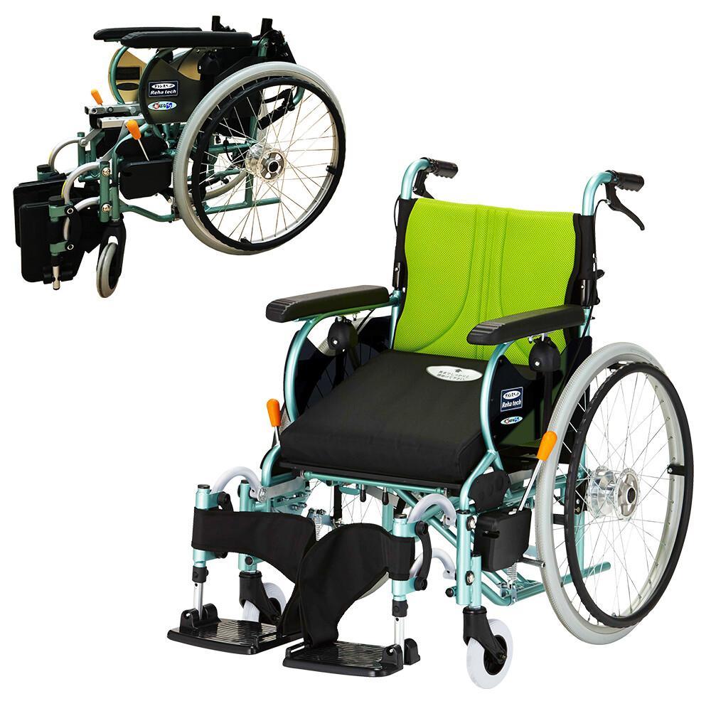 樂活動日本francebed起身式輪椅(不傾倒型)