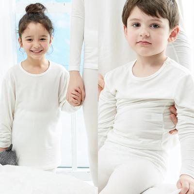 【樂活動】MIT鋅纖維抗敏--兒童長袖內衣 (7.9折)