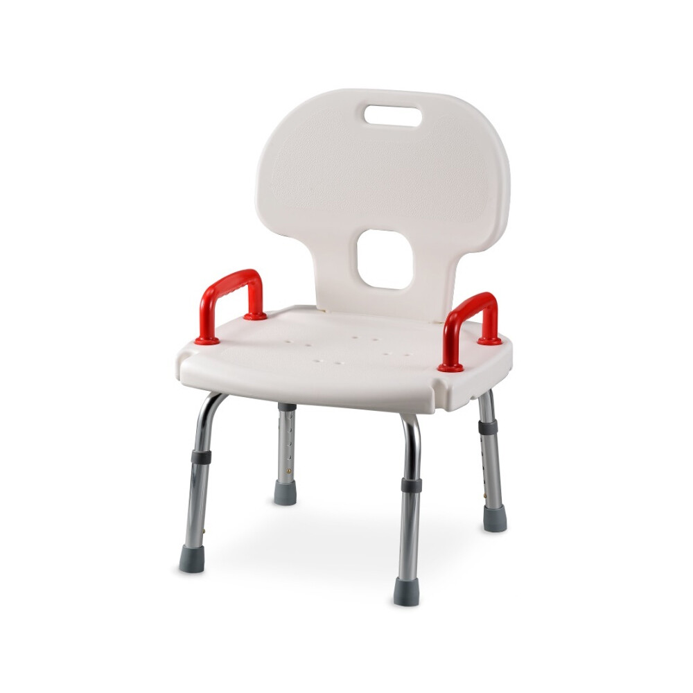樂活動雙側扶手背靠式洗澡椅