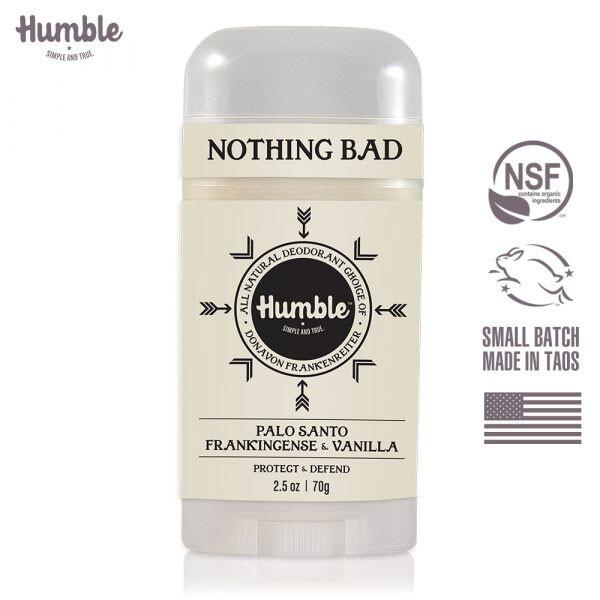 美國humble水晶體香膏  聖檀木 & 乳香 70g