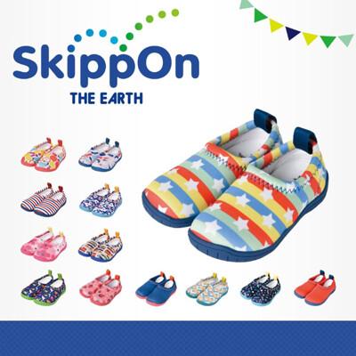 日本 SkippOn「ISEAL VU系列」兒童休閒機能鞋〈彩虹星星 〉 (10折)