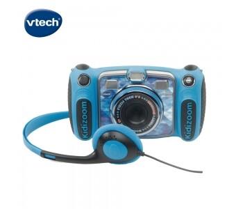 VTECH 多功能兒童MP3遊戲相機-藍 (9.5折)