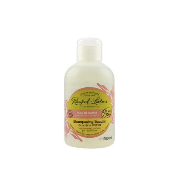 南法香頌歐巴拉朵 2in1 玫瑰純露洗髮沐浴精 (250ml)