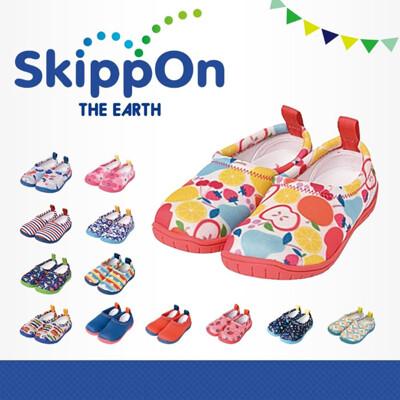 日本 SkippOn「ISEAL VU系列」兒童休閒機能鞋〈熱帶水果〉 (10折)