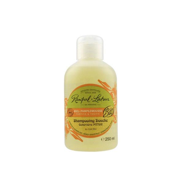 南法香頌歐巴拉朵 2in1蜂蜜葡萄柚洗髮沐浴精 (250ml)