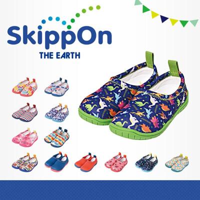 日本 SkippOn「ISEAL VU系列」兒童休閒機能鞋〈侏儸紀恐龍〉 (10折)
