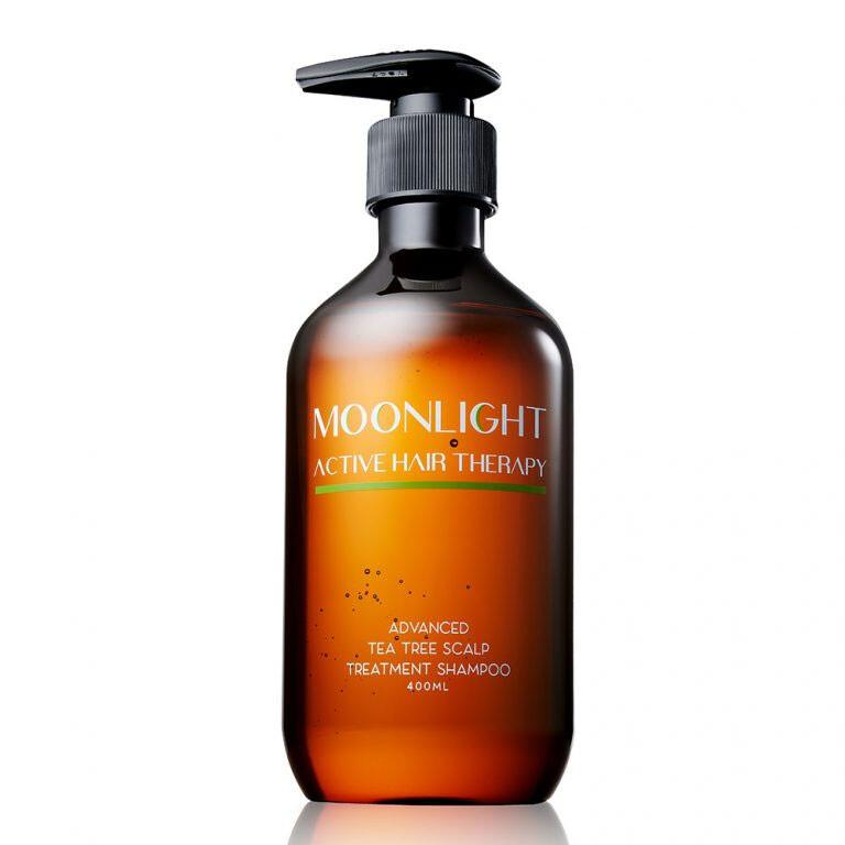 moonlight 莯光進化版 茶樹控油淨化洗髮精 400ml