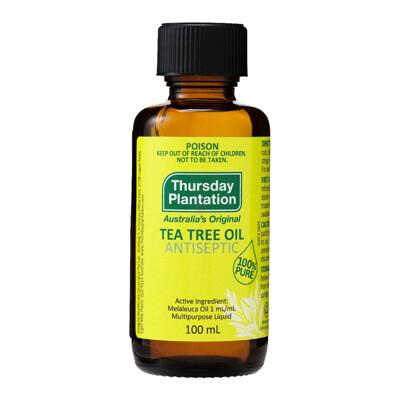 澳洲Thursday Plantation 星期四農莊 茶樹精油 100ML (4折)