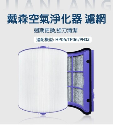 Dyson戴森空氣清淨濾網 HP04 05 TP04 05 DP04 HP06 TP06 PH02 (7折)