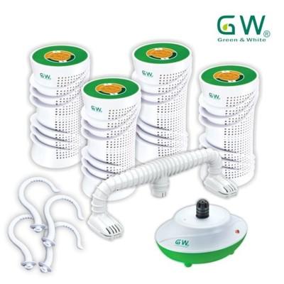 GW 水玻璃分離式除濕機六件組(附掛勾) (6.8折)