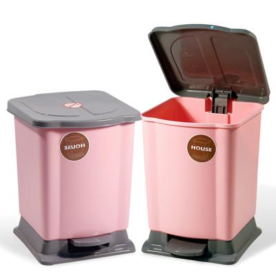 好媽媽踏式垃圾桶-迷你-2入(顏色採隨機出貨) (7折)