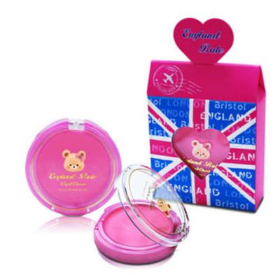 英國貝爾-粉紅童話粉嫩唇頰膏3.5g/盒 (4.8折)