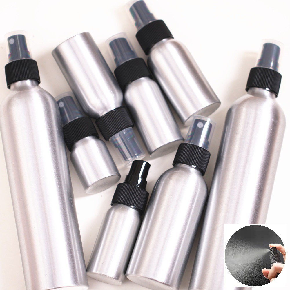 [效除小舖]鋁製耐衝擊 酒精分裝瓶 防疫必備