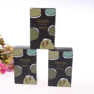 韓國去腳氣除臭皂 2 件,韓國家喻戶曉的特殊功能香皂,18種韓方原料製成,有效止癢及除臭 (4.2折)