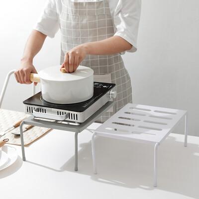 可伸縮 氣炸鍋/電磁爐多功能增高置物架 (2.1折)