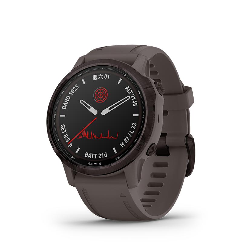 garmin fenix 6s pro solar 太陽能 血氧偵測 進階複合式運動gps腕錶