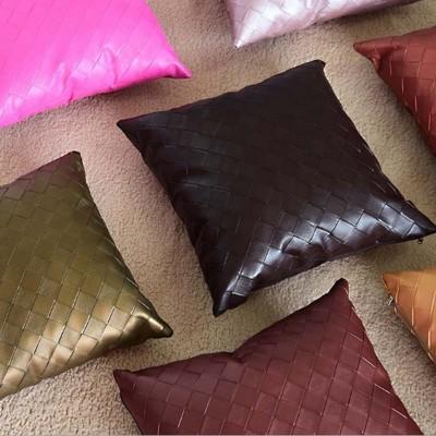 五星級飯店/樣品屋專用高級編織抱枕(包含枕芯) (4.4折)