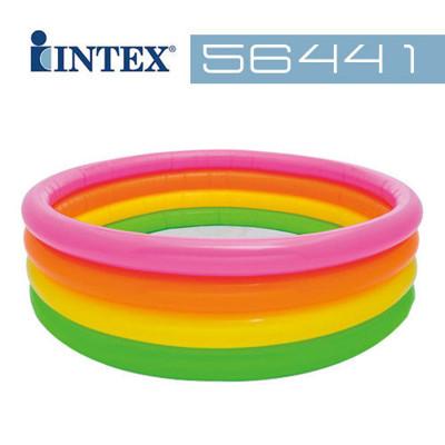 【INTEX】四層彩色泳池 (56441) (9.4折)