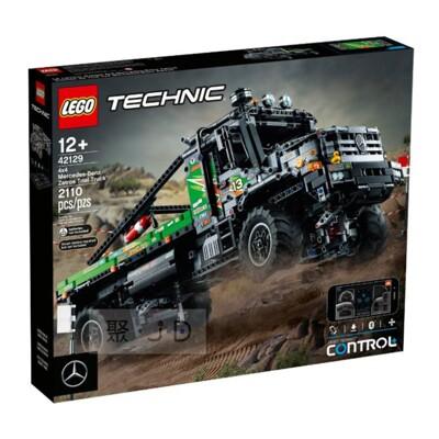 42129【LEGO 樂高積木】Technic 科技系列 - 4x4 賓士 Zetros 卡車 (10折)