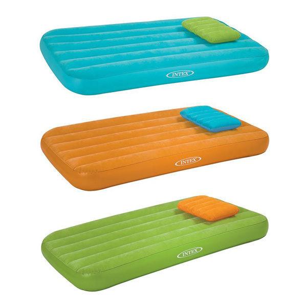 美國 intex兒童充氣床墊(款式隨機) 66801np