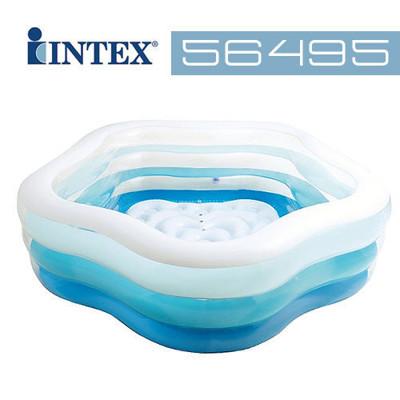 【INTEX】海洋充氣球池 (56495) (9折)