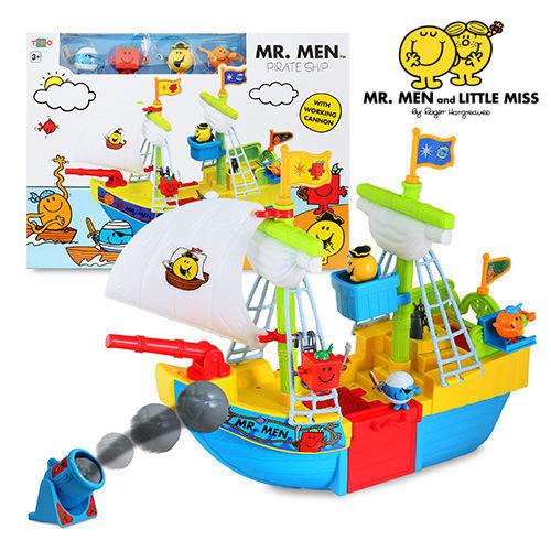 奇先生妙小姐海盜船 th18062