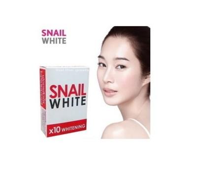 Snail White 蝸牛原液10倍美白保濕洗面皂 (4.7折)
