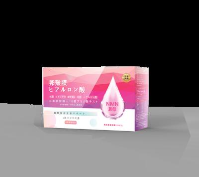 恩母NMN  卵極美 卵殼膜玻尿酸 日本 Kewpie 原廠品牌Hyabest (10折)