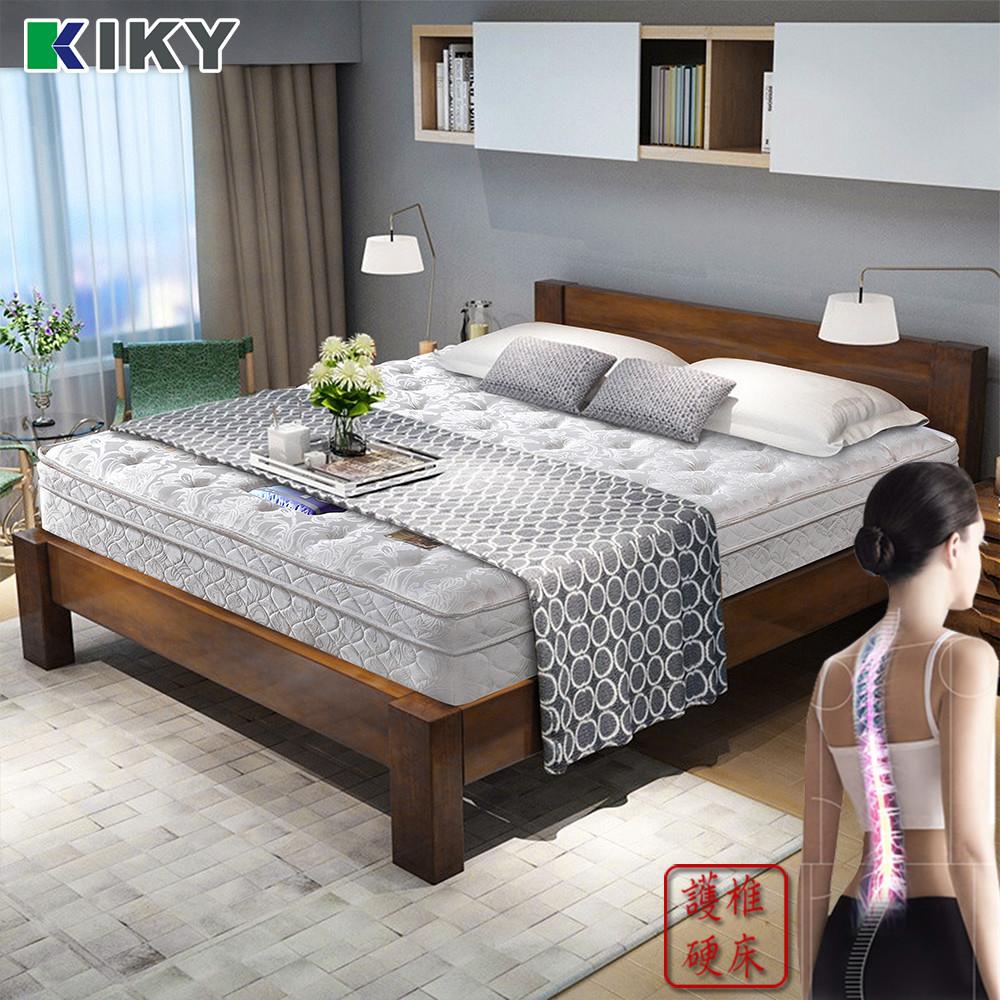 kiky 二代德式療癒型護背硬式彈簧床墊 雙人5尺
