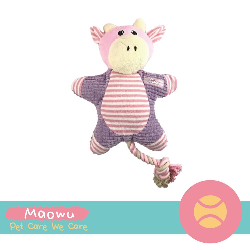 毛物極選elite 星星結繩玩具-牛牛