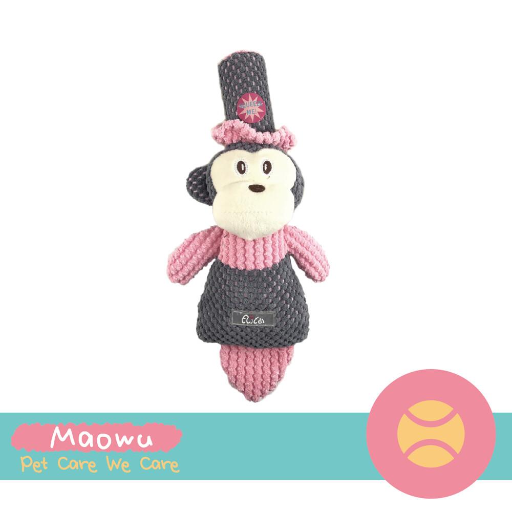 elite 高帽子啾啾玩具-猴子