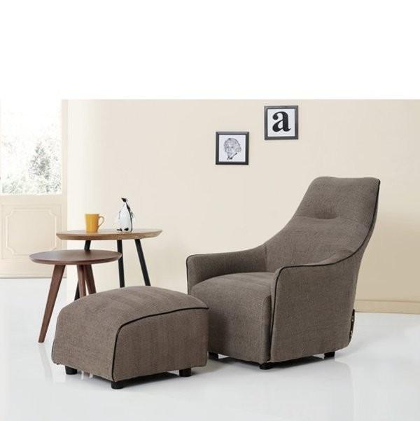 新精品gd-321-3 梅克爾單人休閒沙發+椅凳 (不含其他商品) 台北到高雄/滿三千搭配車趟免