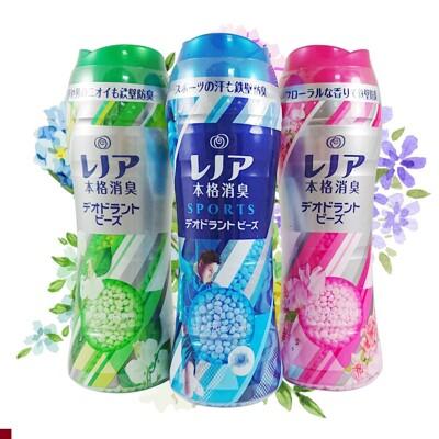 日本 P&G 本格消臭 衣物芳香顆粒 香香豆 520ml (7.2折)