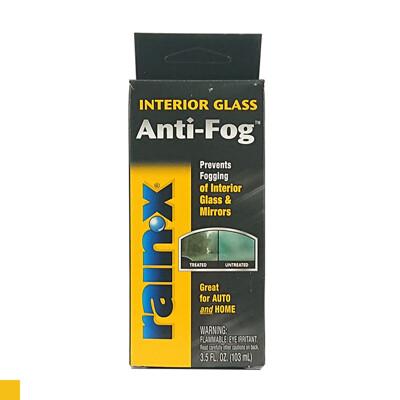 RAIN-X anti-fog 玻璃除霧劑 除霧劑 汽車防霧劑 車窗防霧噴劑 3.5oz (5.3折)