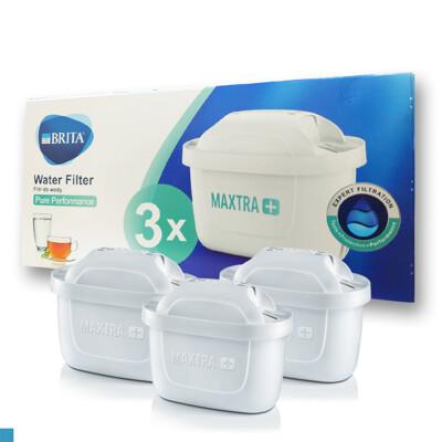德國 BRITA MAXTRA PLUS (maxtra+) 濾芯 長效型 3入組 (5.3折)