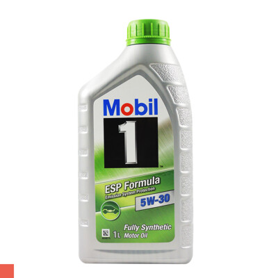 MOBIL 1 ESP 5W30 全合成機油 汽柴油 美孚 5W-30 (7折)