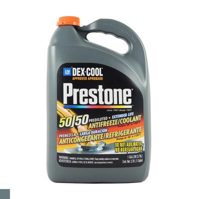 PRESTONE 水箱精/冷卻液 DEX-COOL AF850 50/50 3.78L (6.7折)