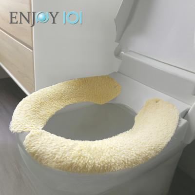 《ENJOY101》水洗式止滑馬桶坐墊-家用型 (6.4折)