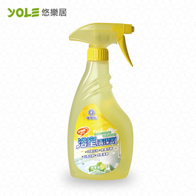 【YOLE悠樂居】浴室全效清潔劑#1035014(2入) (7折)