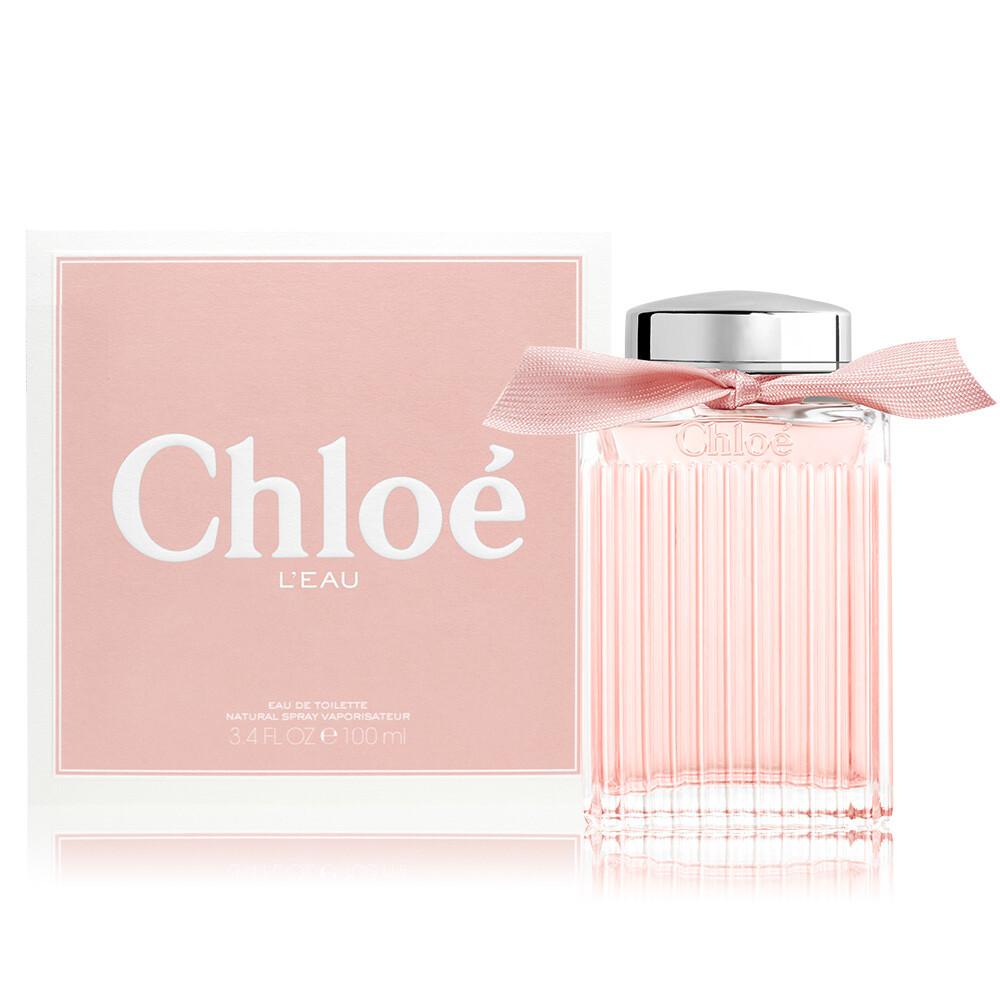 chloe' 粉漾玫瑰女性淡香水(100ml)-公司貨