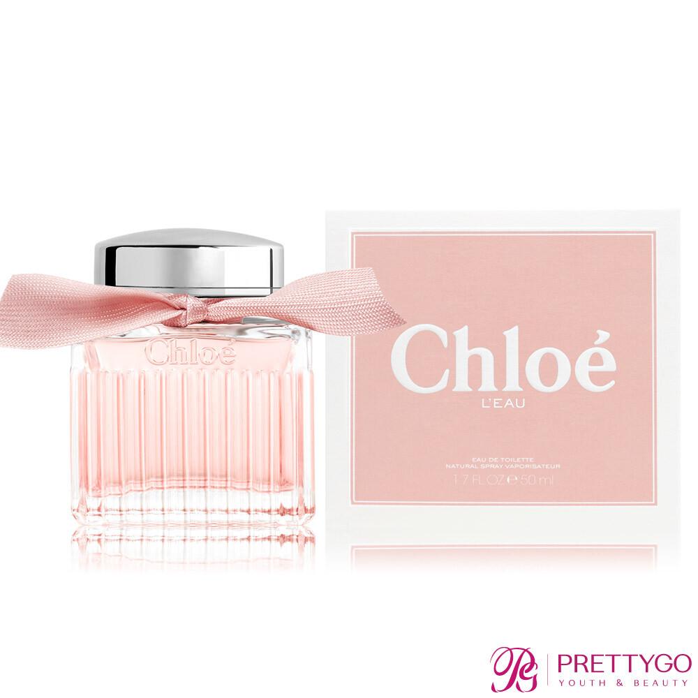 chloe' 粉漾玫瑰女性淡香水(50ml)-公司貨