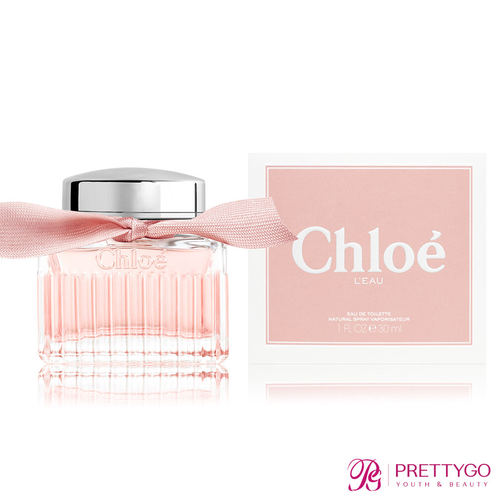 chloe' 粉漾玫瑰女性淡香水(30ml)-公司貨