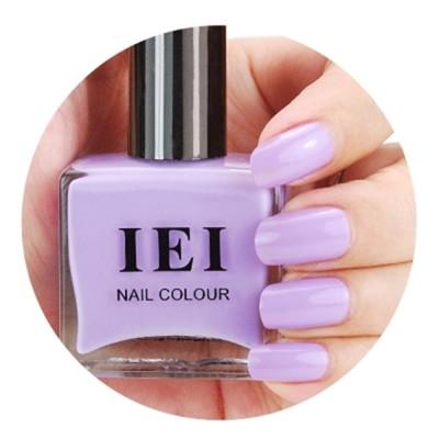 IEI專業玩色指彩 野蠻公主極度飽合純色系列 水晶紫 (5.1折)
